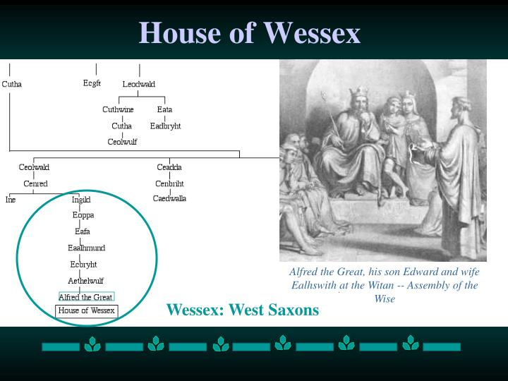 House of Wessex