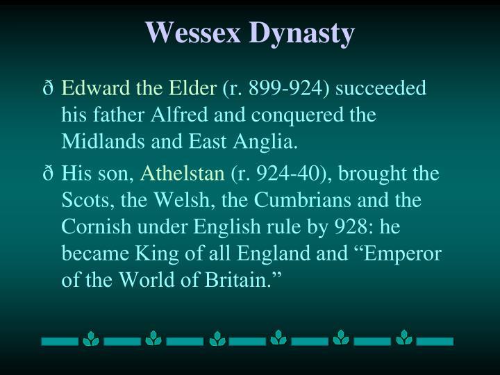 Wessex Dynasty