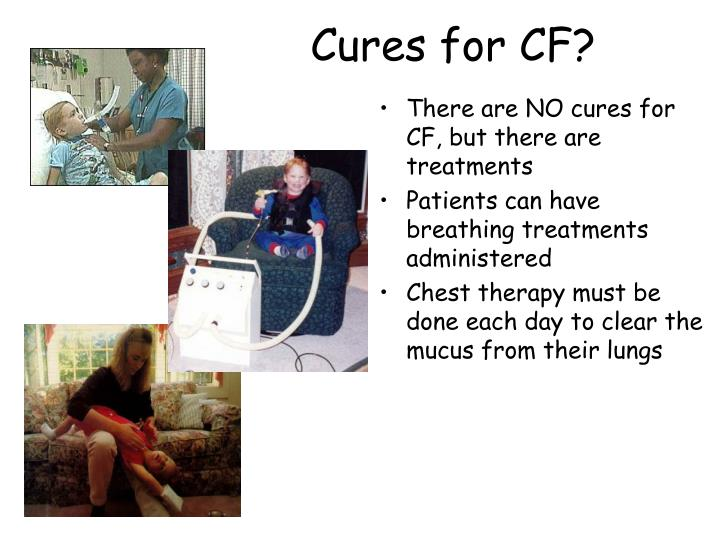 Cures for CF?