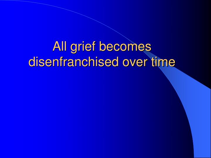disenfranchised grief Disenfranchised grief 51 likes a page for those whose grief is not acknowledged as valid: grievers for online friends and other less recognized losses.