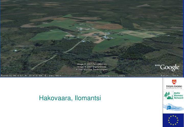Hakovaara, Ilomantsi