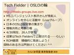 tech fielder oslo
