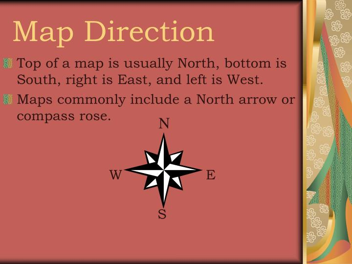 Map Direction