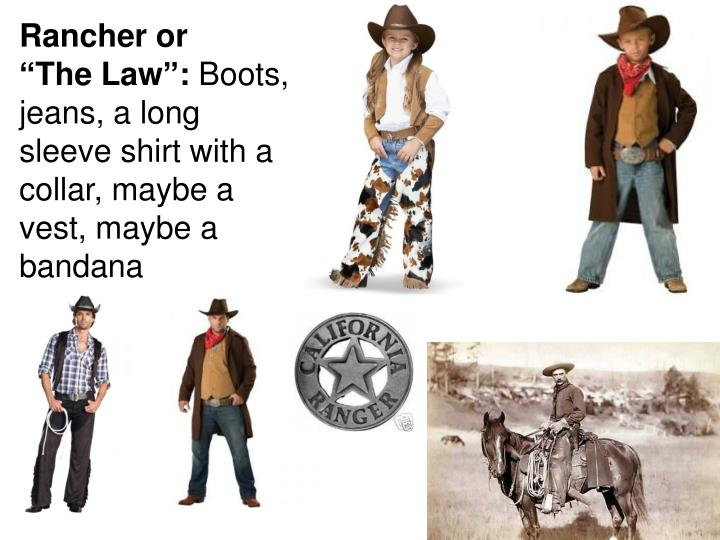 Rancher or