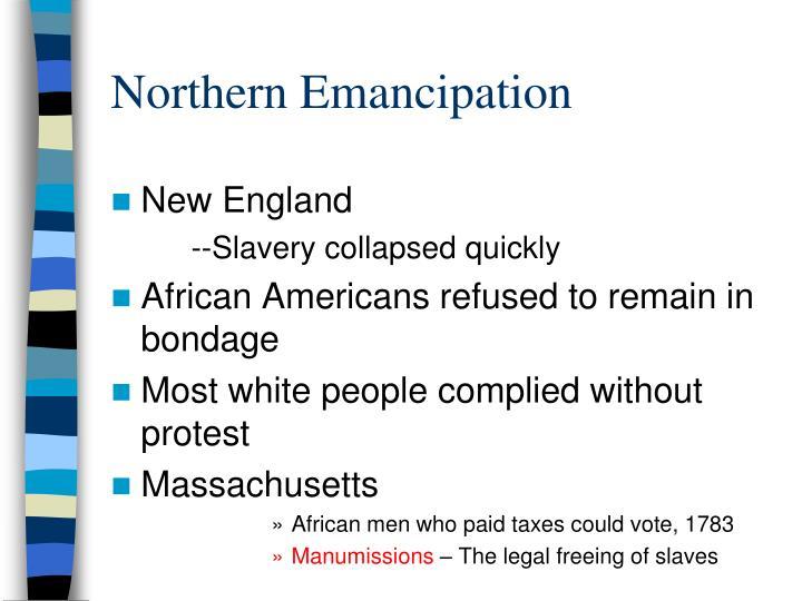 Northern Emancipation