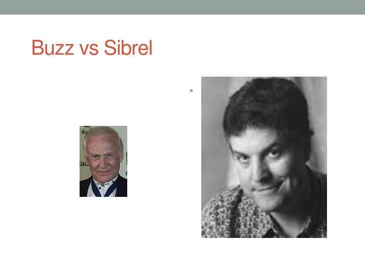 Buzz vs Sibrel