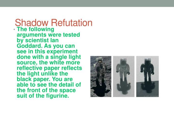 Shadow Refutation
