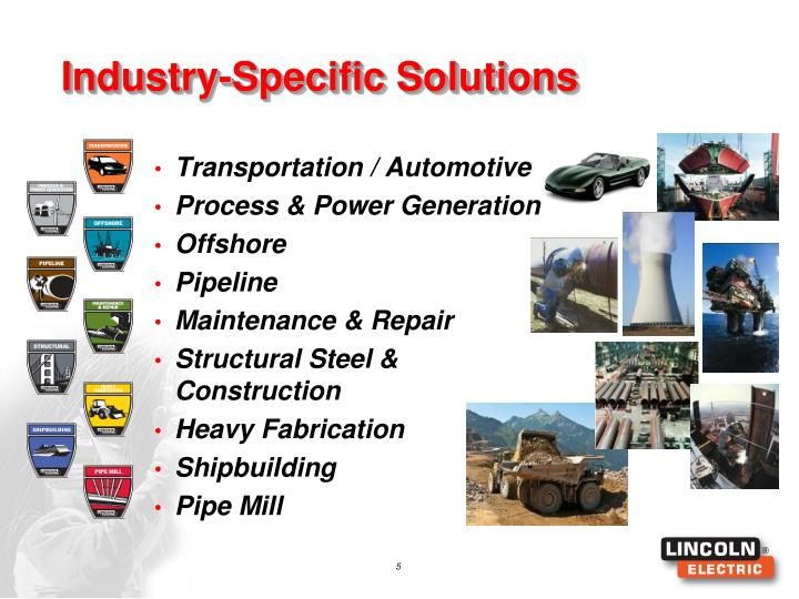 Industry-Specific Solutions