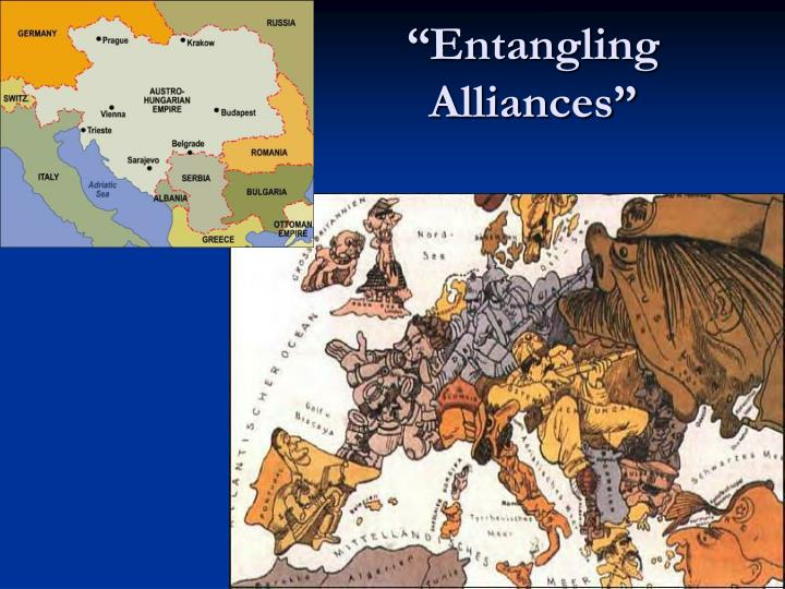 """Entangling Alliances"""