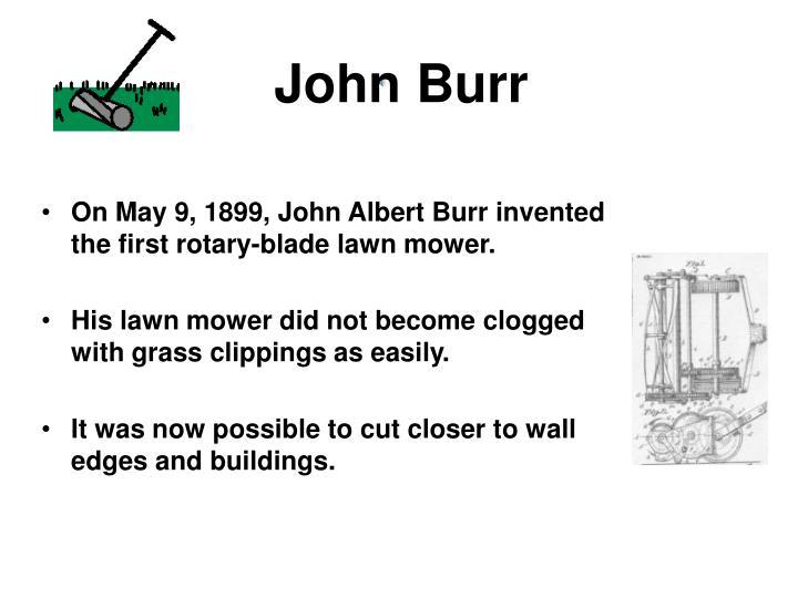 John Burr