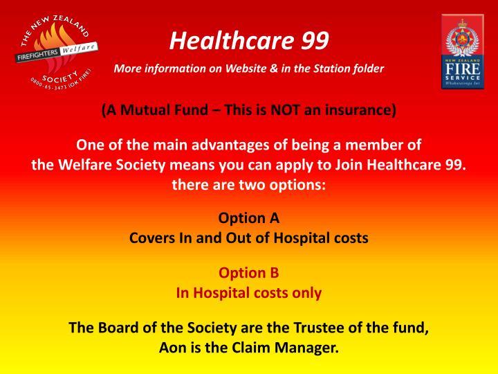 Healthcare 99