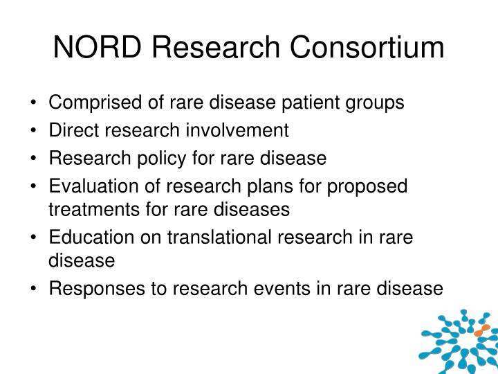 NORD Research Consortium