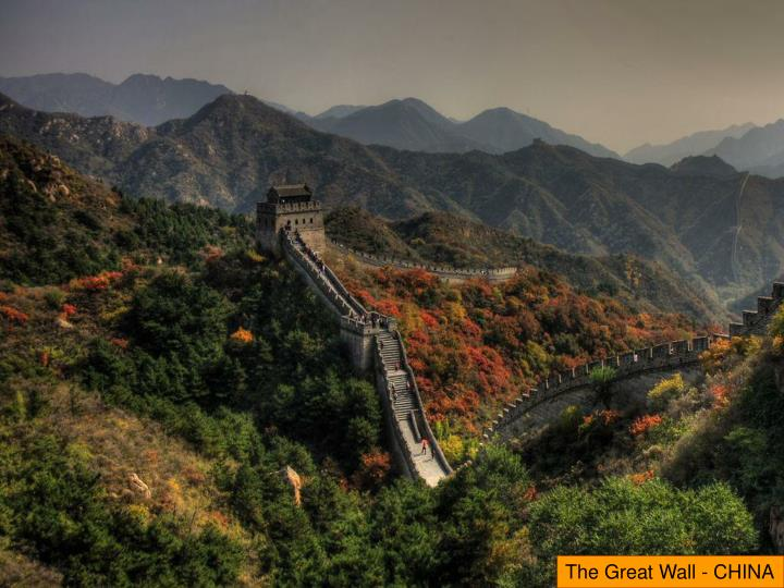 The Great Wall - CHINA