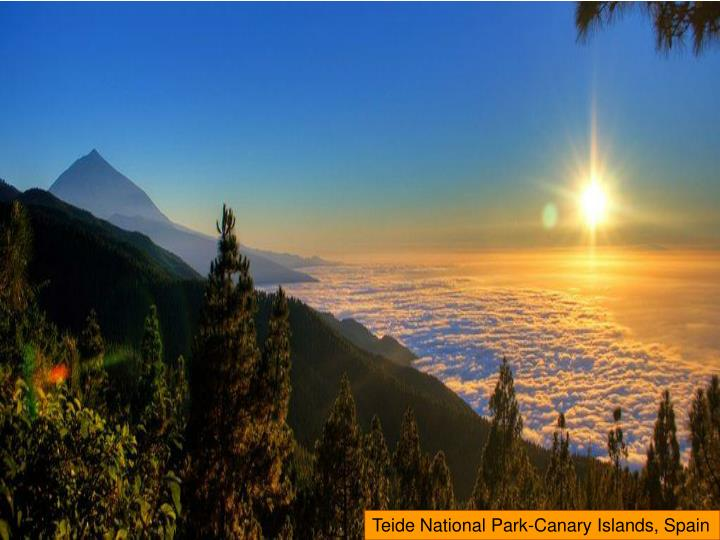 Teide National Park-Canary Islands, Spain