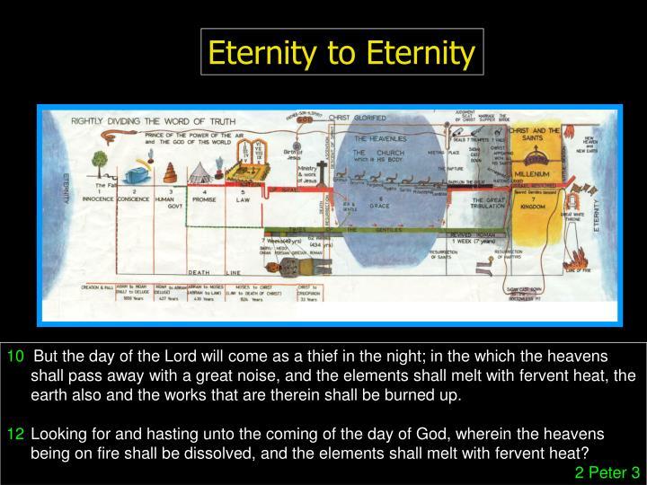 Eternity to Eternity