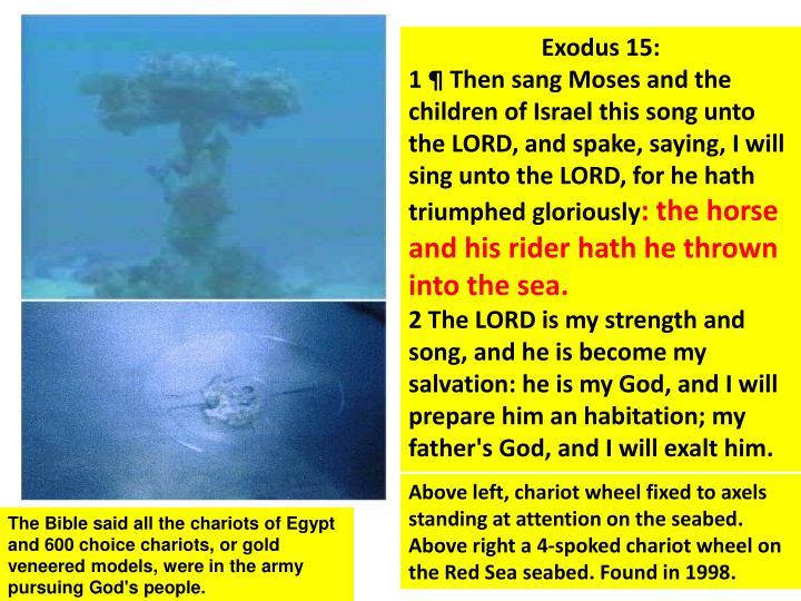 Exodus 15: