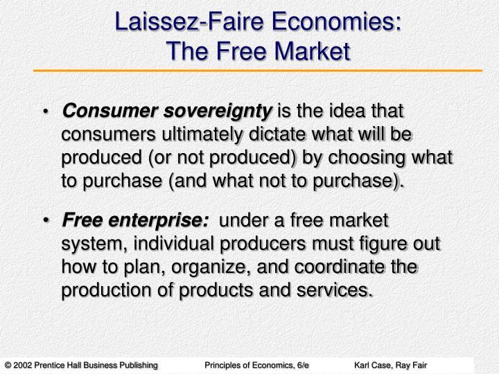 Laissez-Faire Economies: