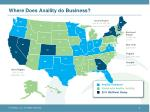 where does availity do business