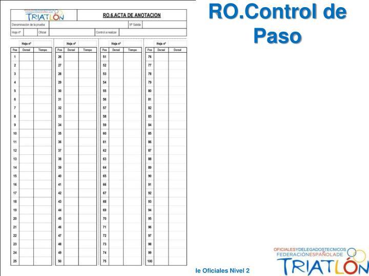 RO.Control