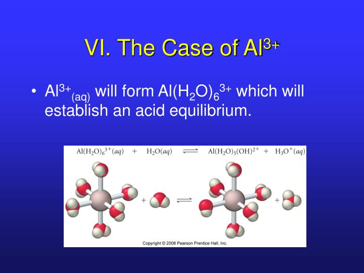 VI. The Case of Al