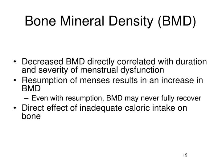 Bone Mineral Density (BMD)