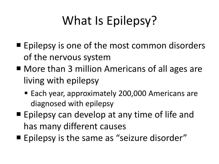 What Is Epilepsy?