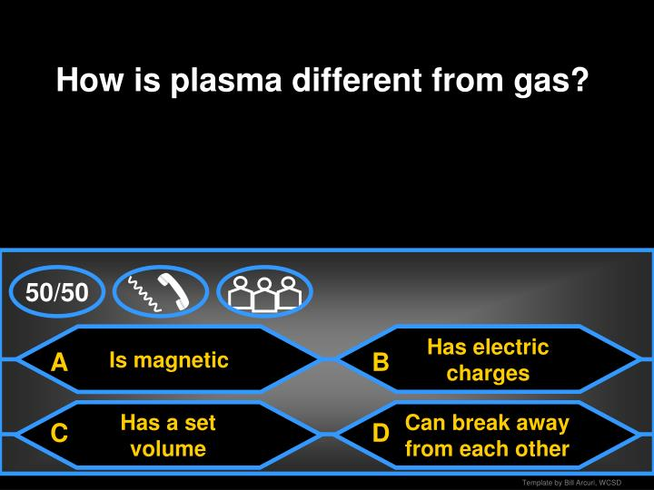 How is plasma different from gas?