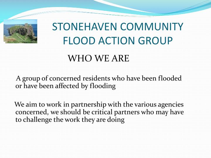 Stonehaven community flood action group1