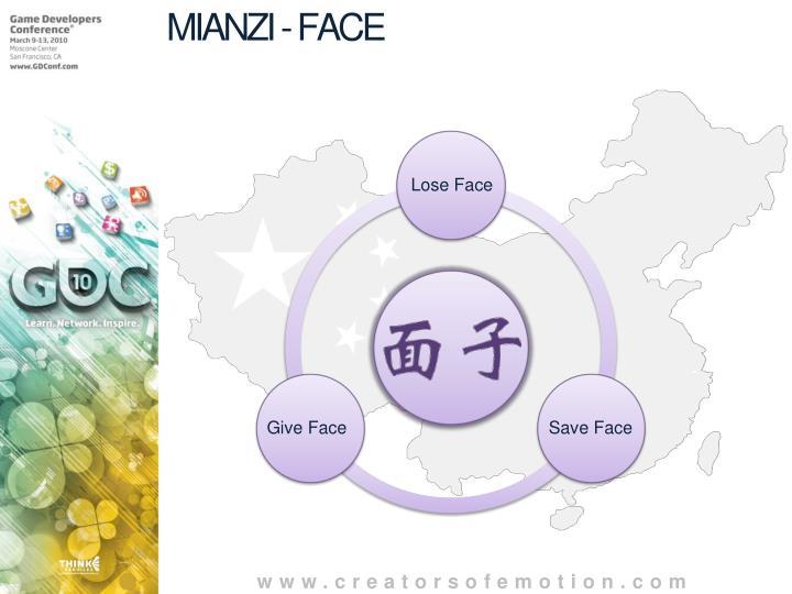 MIANZI - FACE