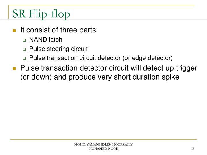SR Flip-flop
