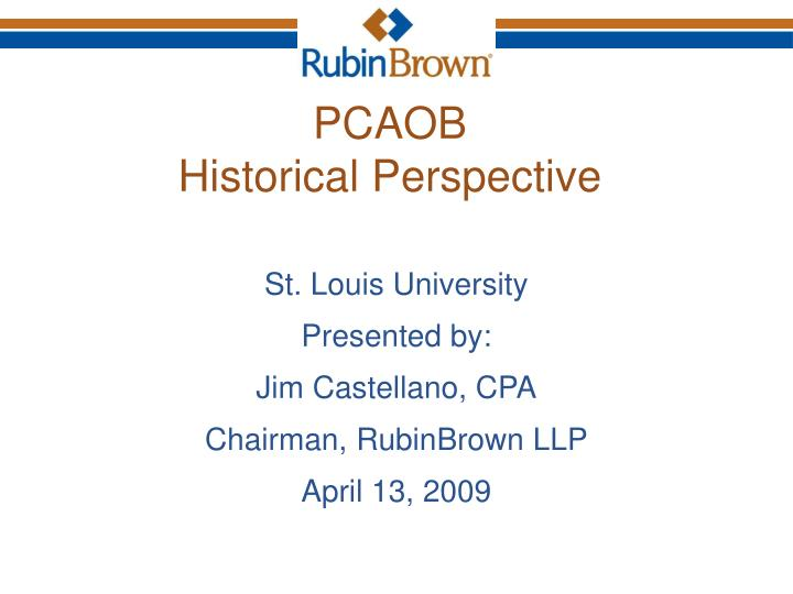 pcaob case Separation-of-powers ruling illustrates that the supreme court is not ''pro- i history of the case the case began after the pcaob inspected the small nevada.