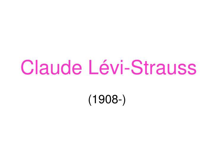 Claude L