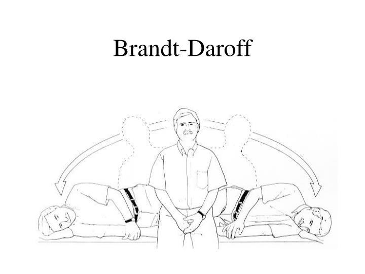 Brandt-Daroff