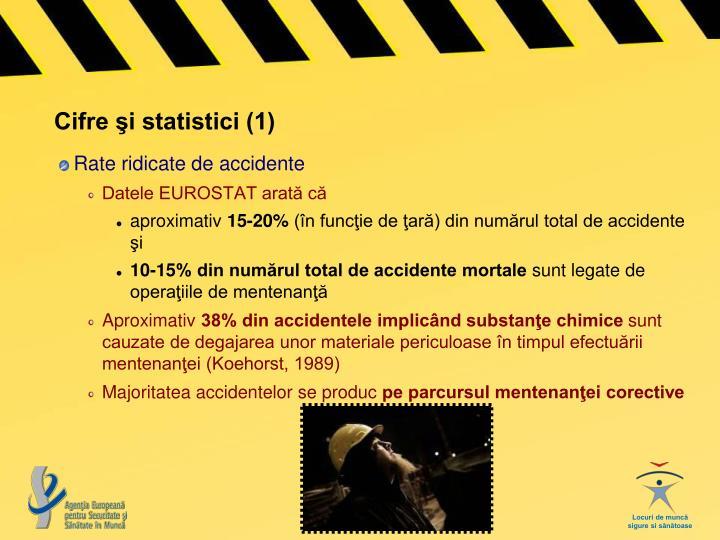 Cifre şi statistici (1)