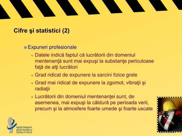 Cifre şi statistici (2)