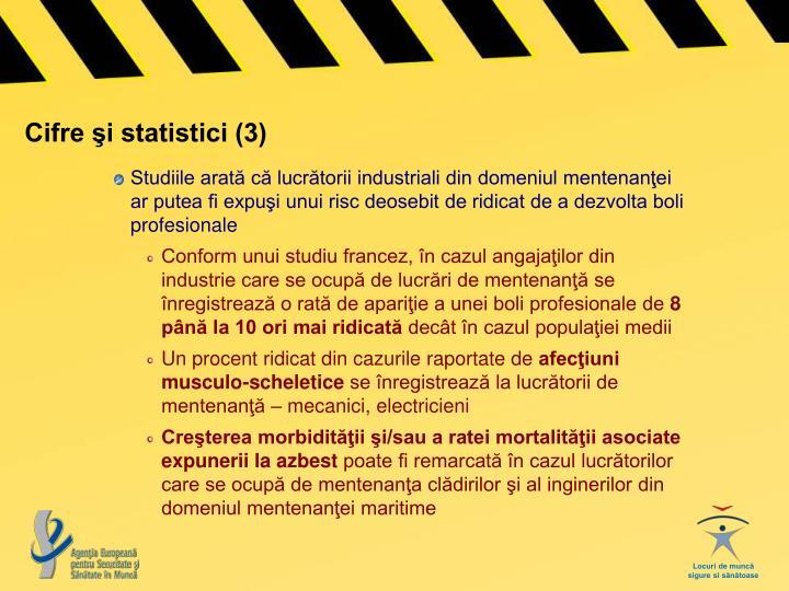 Cifre şi statistici (3)