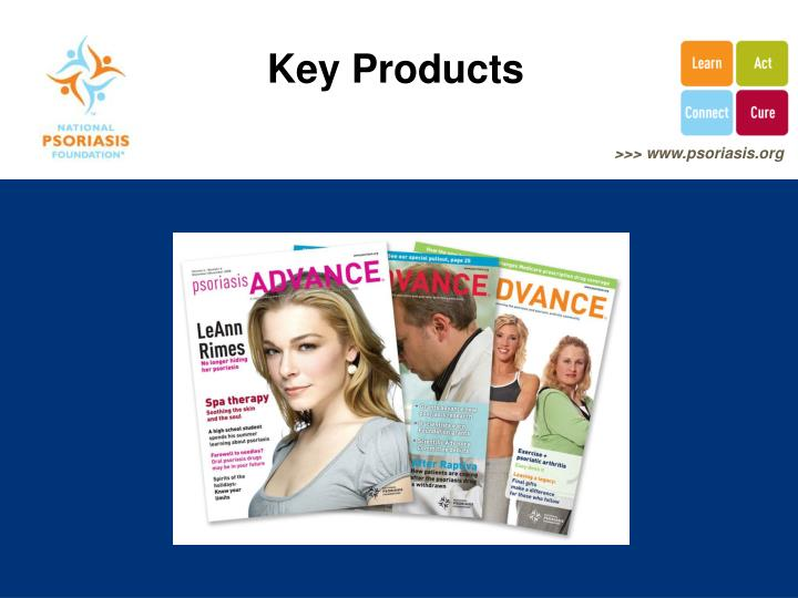 Key Products