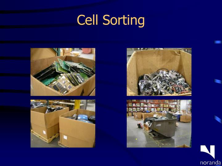 Cell Sorting