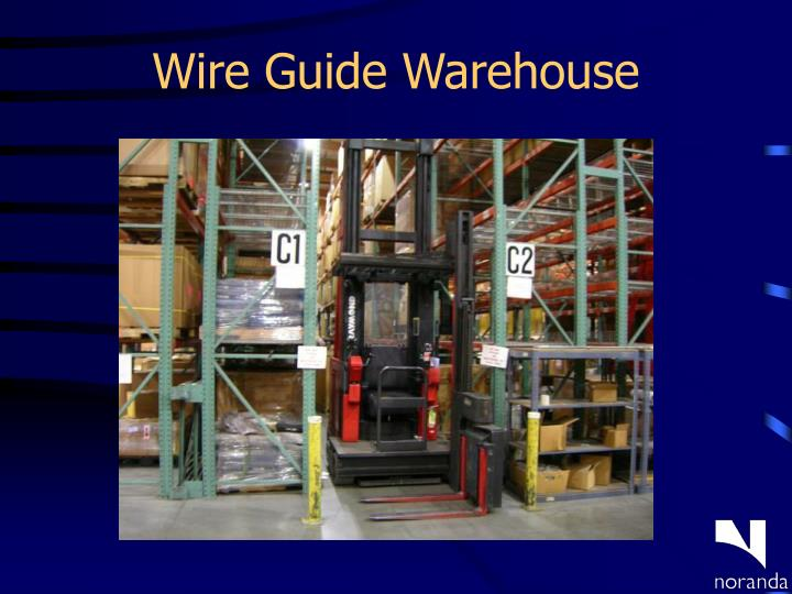 Wire Guide Warehouse