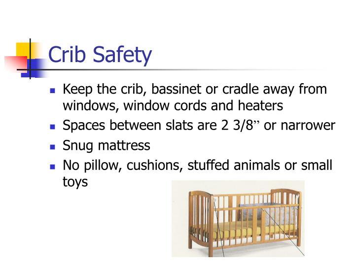Crib Safety