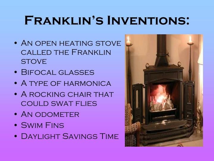 Franklin's Inventions: