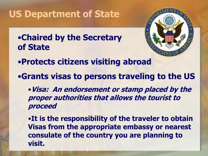 US Department of State