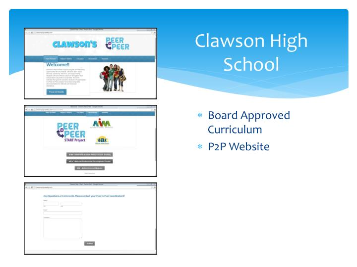 Clawson High School