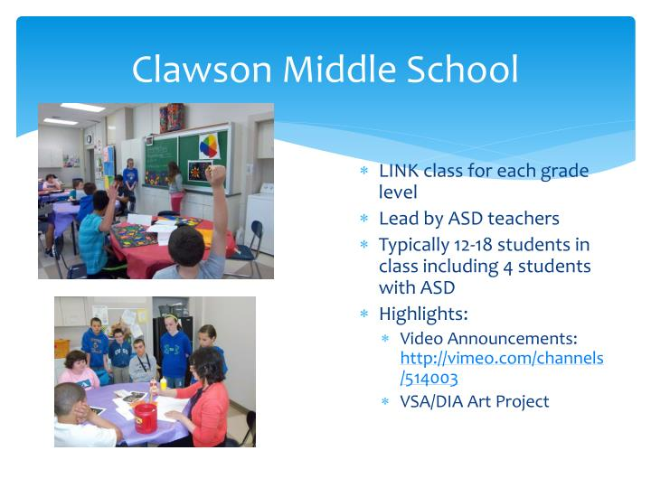 Clawson Middle School