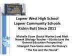 lapeer west high school lapeer community schools kickin butt since 2011