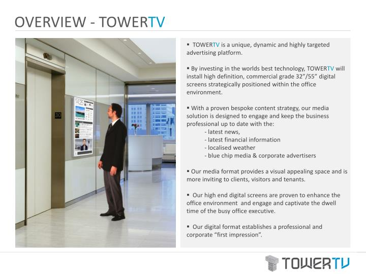 OVERVIEW -
