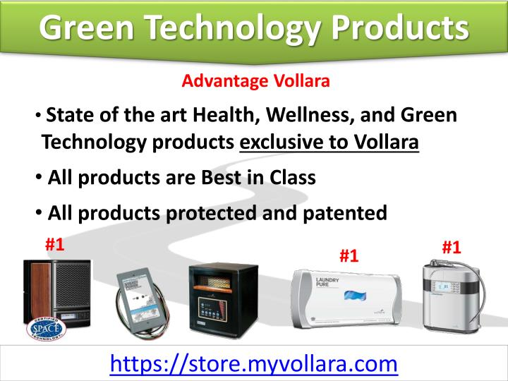 Green Technology Products