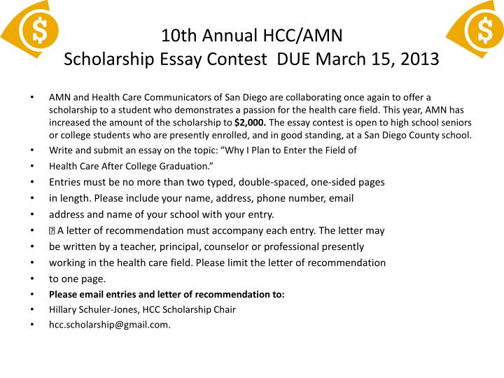 Write my essay contests for students