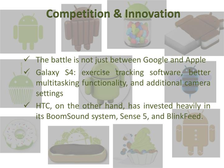 Competition & Innovation