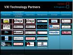 vxi technology partners